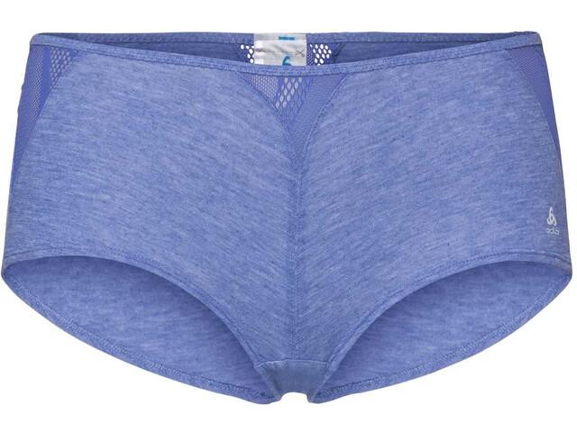 Odlo Natural + X-Light Suw Boxer Femme, dazzling blue melange